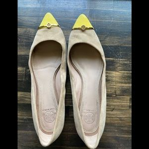 Tory Burch Pointy Flats